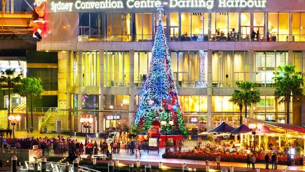 Christmas Celebrations in Sydney