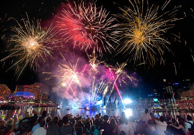 New Years Eve in Coffs Harbour
