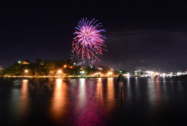 New Years Eve in Gladstone