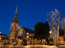 New Years Eve in Christchurch