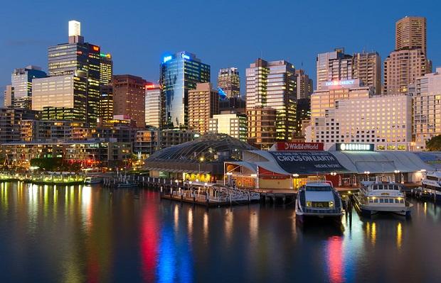 Sydney Darling Harbour NYE