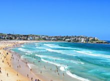 New Year in Bondi Beach